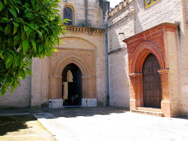 santiponce monasterio san isidro