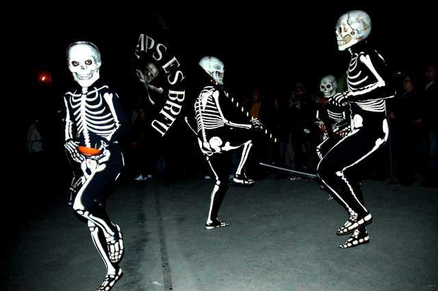 danza muerte verges