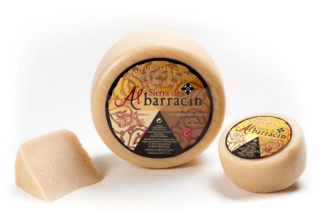 queso albarracin