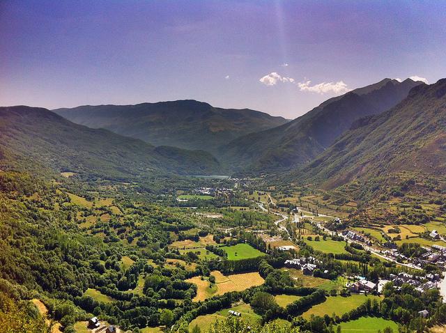 valle benasque