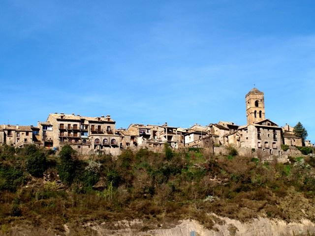 Pueblos De Teruel Mapa De Quemas En Aragon.30 Pueblos Con Encanto En Aragon