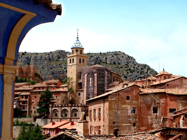albarracin vistas