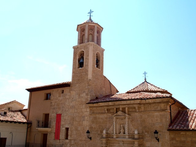 castellote iglesia