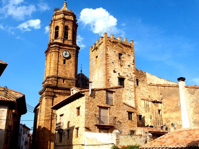 iglesuela cid iglesia