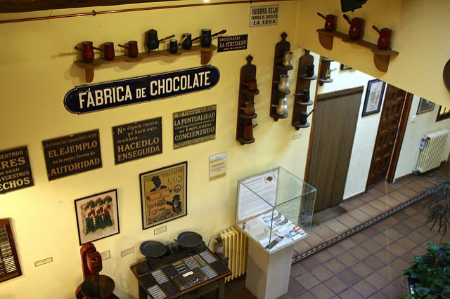museo chocolate astorga