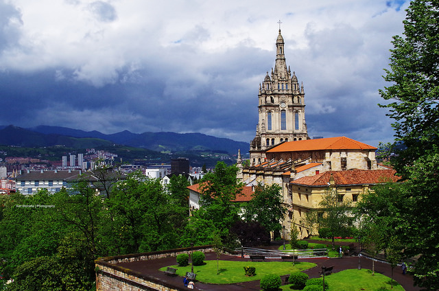 basilica begoña