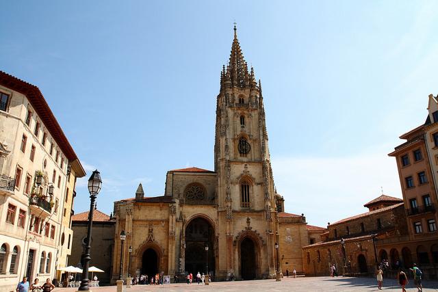 catedral san salvador oviedo