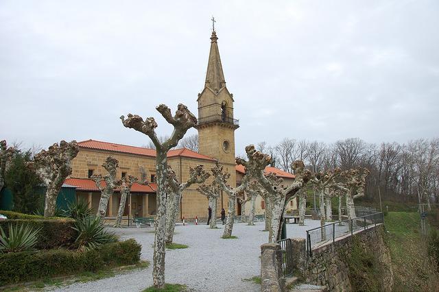 ermita guadalupe hondarribia