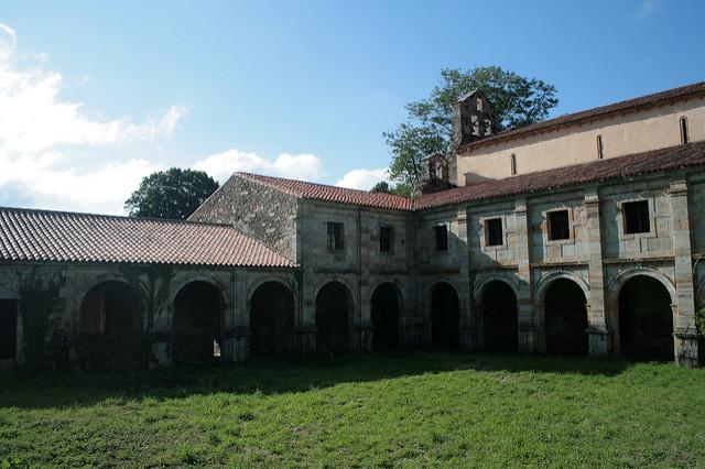monasterio real obona