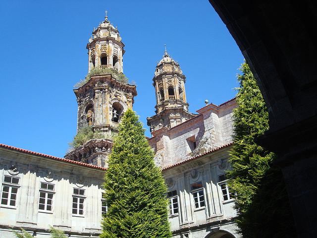 monasterio sobrado