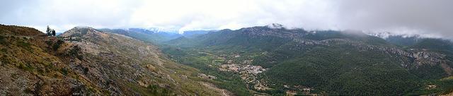 paisajes sierra cazorla