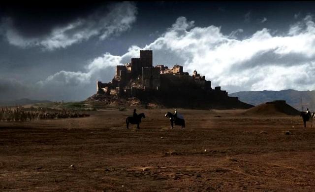 reino cielos castillo loarre