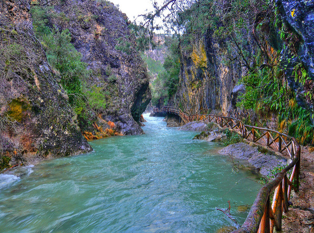 ruta rio borosa