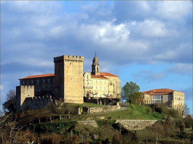 monforte lemos galicia