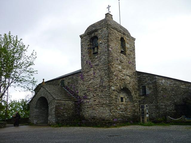 o cebreiro iglesia
