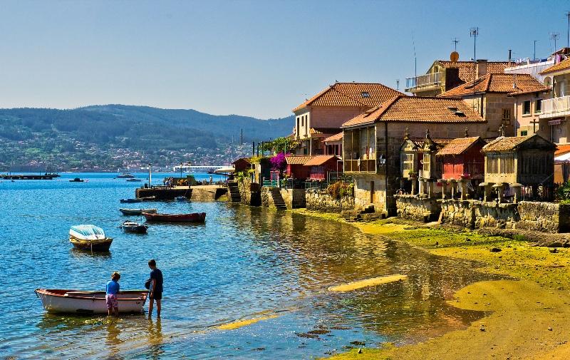 16 pueblos con encanto en galicia sensaci n rural - Casas rurales galicia con encanto ...