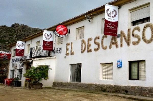 Restaurante El Descanso, en Lastres, Asturias