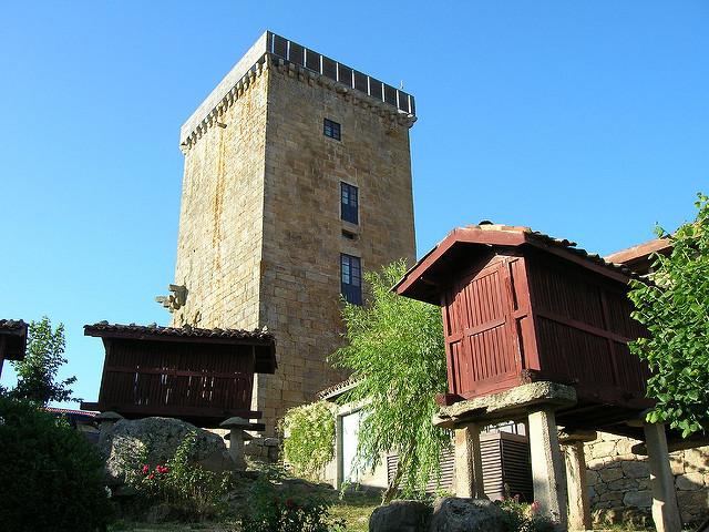vilanova dos infantes torre