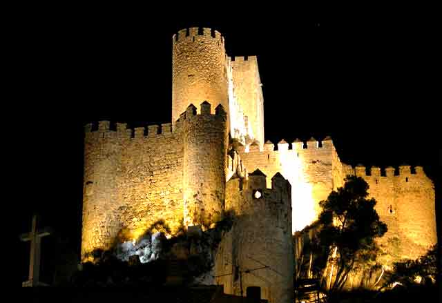 Castillo de Almansa, en Albacete