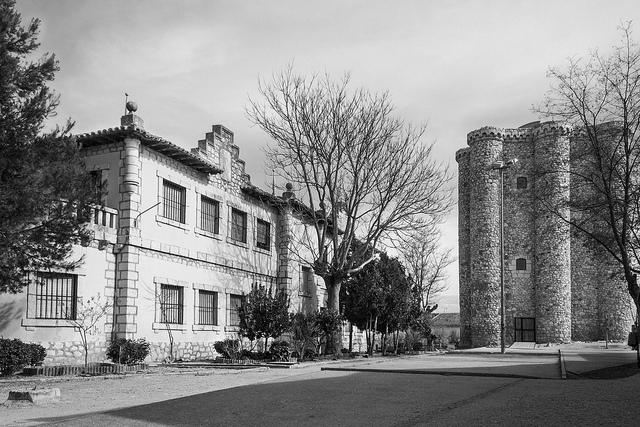 castillo villarejo salvanes