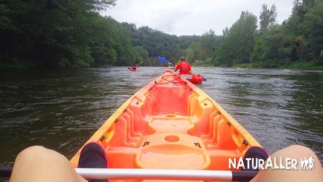 descenso rio nalon