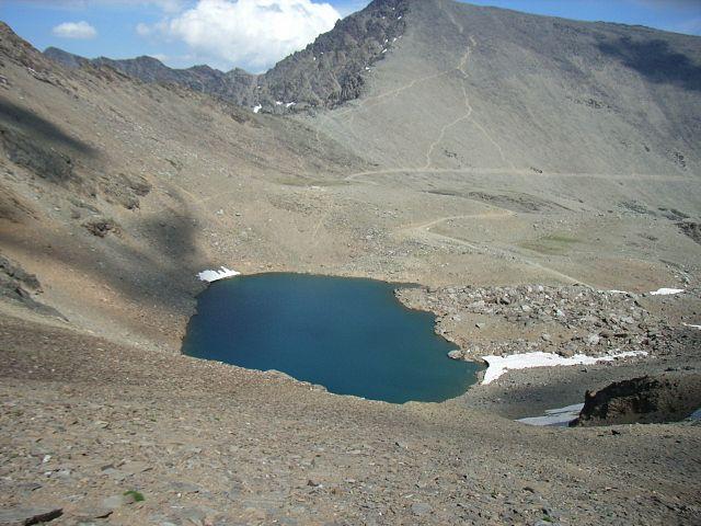 laguna caldera