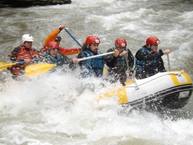rafting rio cares
