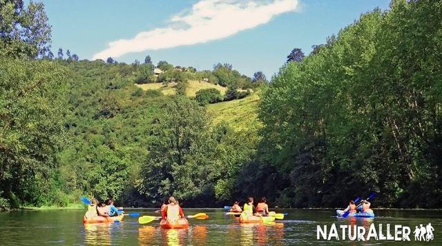 rafting rio nalon