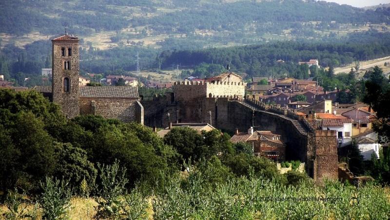 ruta castillos madrid