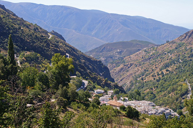 valle poqueira