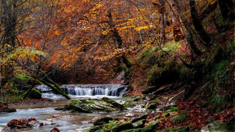 paisajes otoño