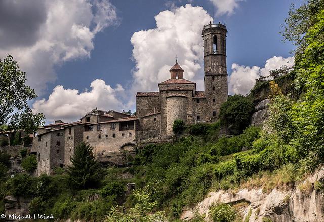 30 pueblos con encanto en catalu a - Casa rural en rupit i pruit ...