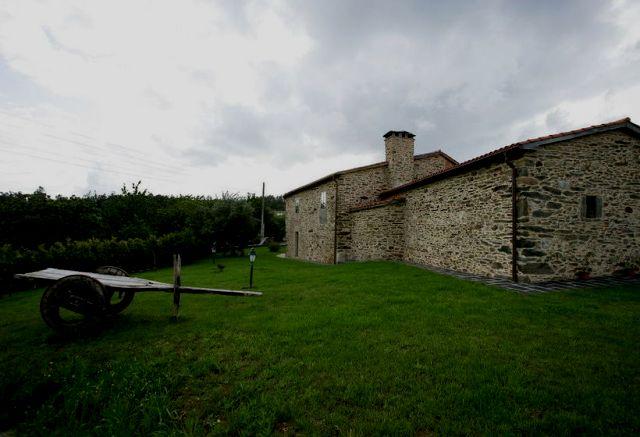 casa rural da iglesia