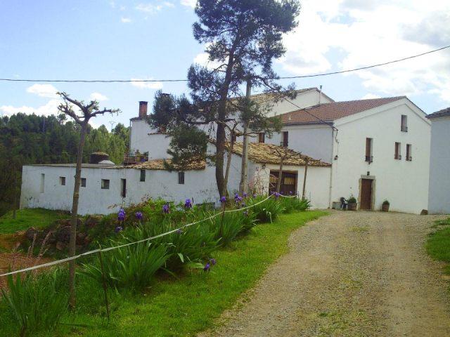 casa rural mas set rengs