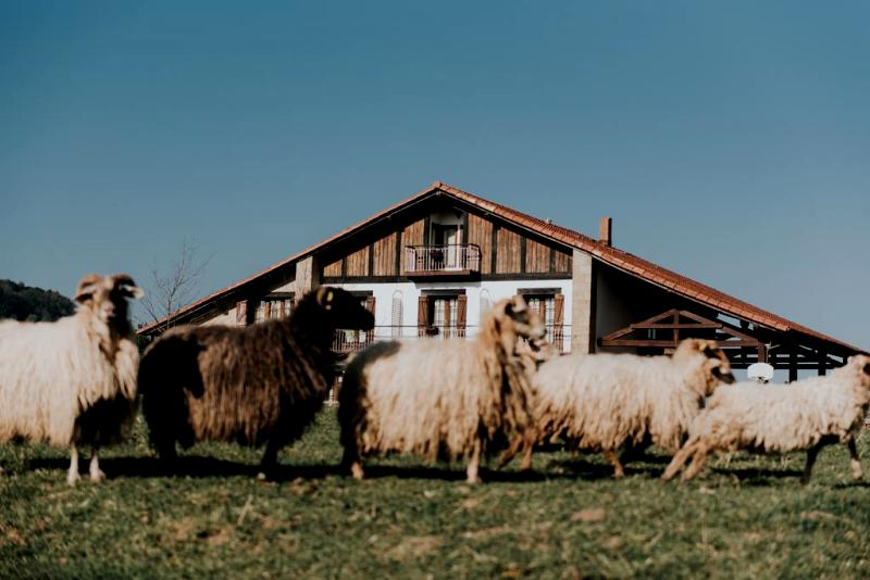 casas rurales granja
