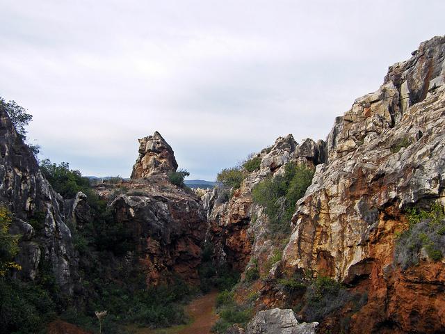 ruta cerro hierro
