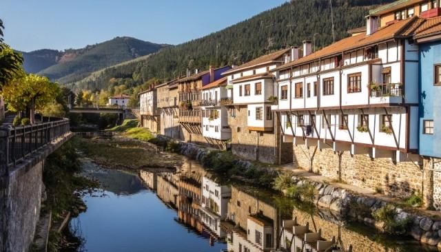 25 Pueblos Con Encanto En El País Vasco Sensación Rural