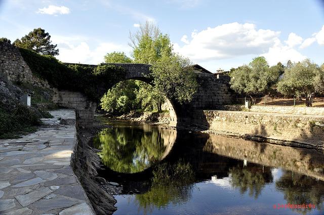 Sierra de gata descubre sus pueblos y lugares de inter s for Escapada rural piscinas naturales