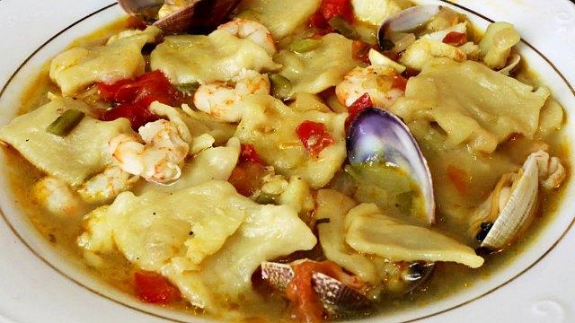 platos tipicos cazorla