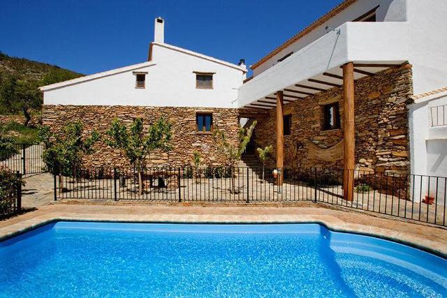 16 casas rurales con granja para ir con ni os - Casa rural almeria jacuzzi ...