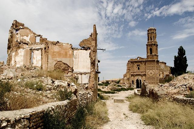 45 Pueblos Abandonados Y Bellos De España Sensación Rural