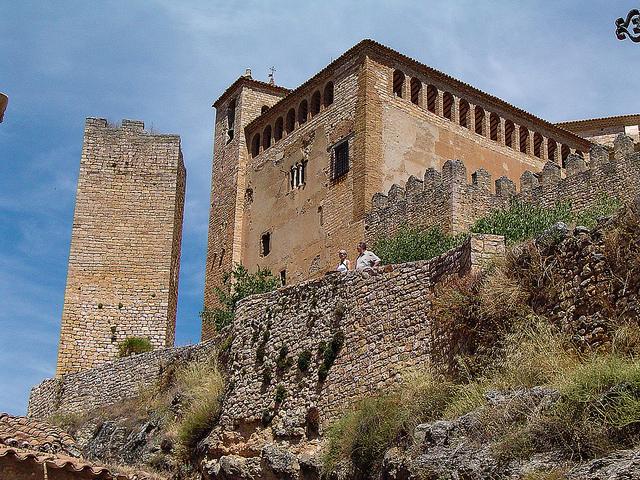 castillo alquezar