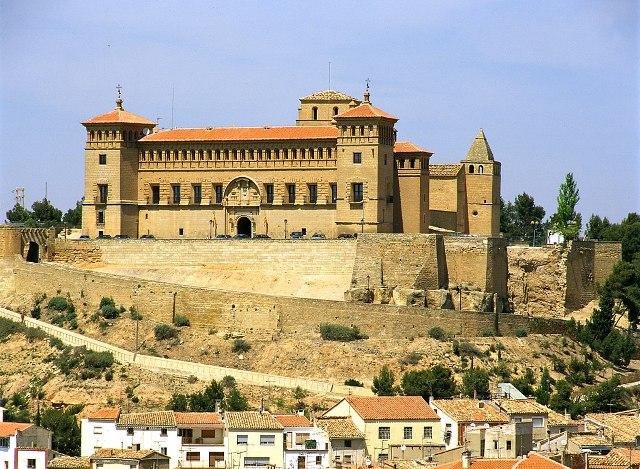 castillo calatravos