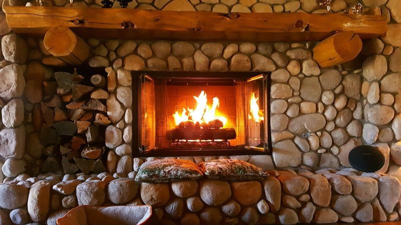 plan invierno chimenea
