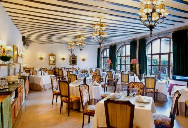 restaurante gil blas santillana del mar