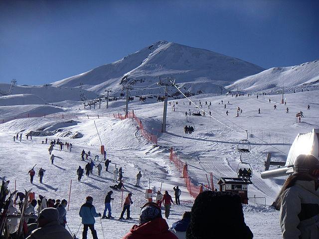 ski resort boi taull