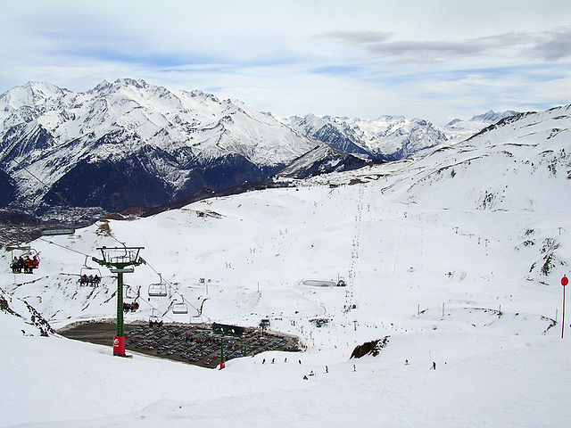 valle tena invierno