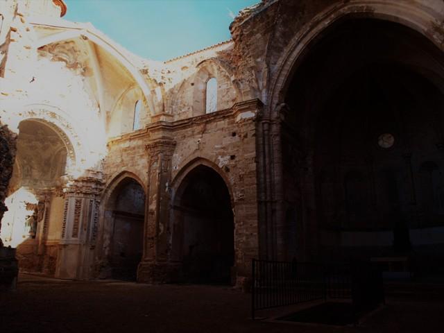 abadia monasterio piedra