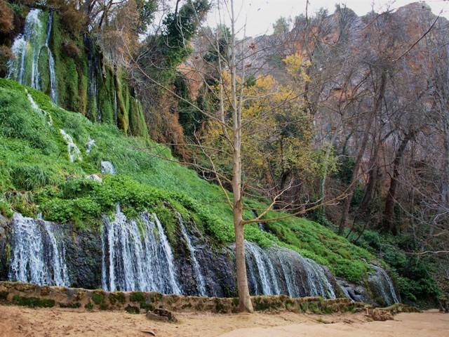 cascada chorreaderos