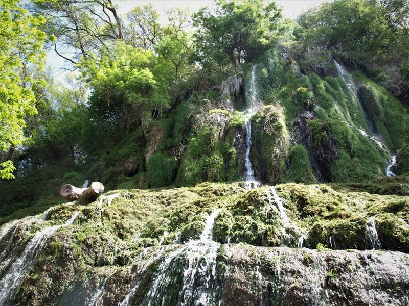 cascadas monasterio piedra